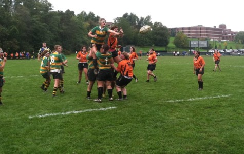 Women's rugby: Teamwork, tempo and talent