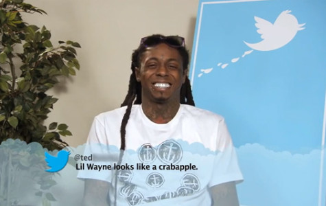 "NOT NEWSWORTHY NEWS:  Lil' Wayne finally learns what a ""crabapple"" is…."