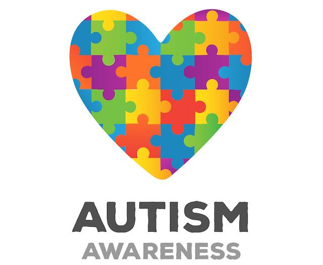 Digitally+generated+Autism+awareness+design+vector
