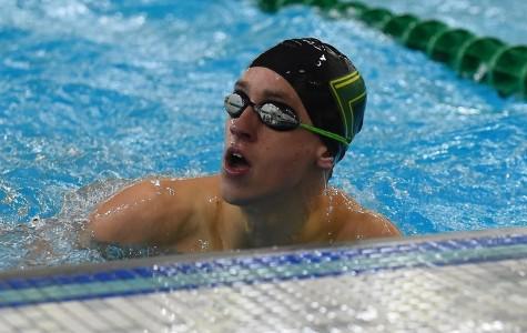Swimming and Diving Closes Out Season at ECAC Tournament