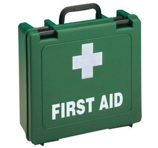 NOT NEWSWORTHY NEWS: Area man left hospitalized after incident with first aid kit