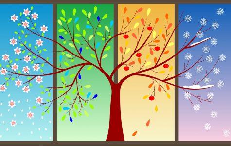 Seasons come and seasons go…
