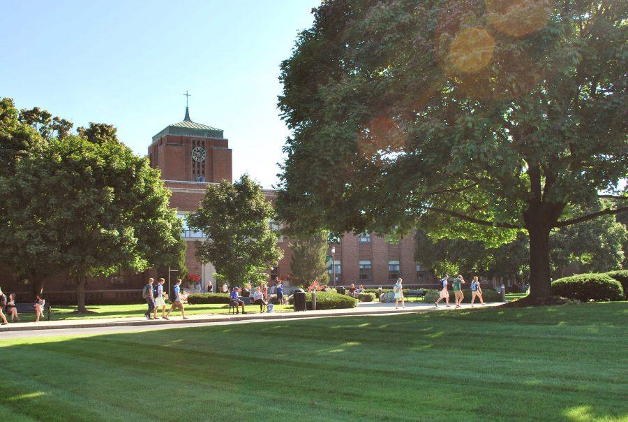 Reported on Campus Sex Offenses Are on the Rise at Le Moyne College, Reaching a Peak in 2015