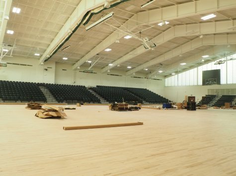 Ted Grant Court set to open in October