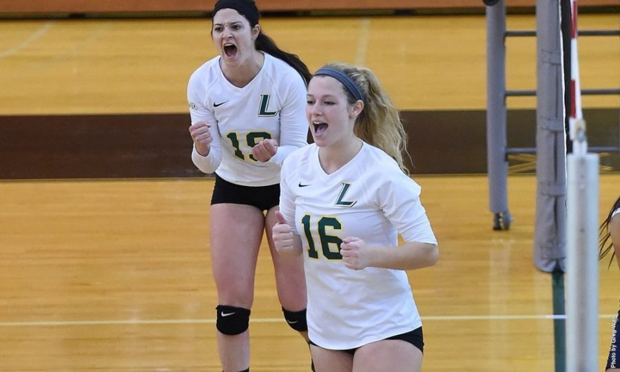 Women's Volleyball Wins Upstate Challenge