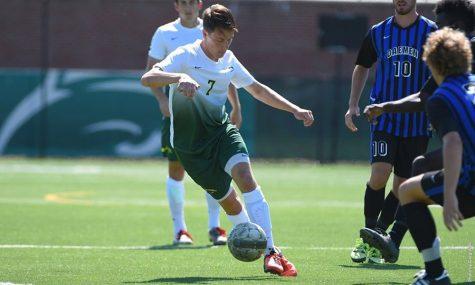 Men's Soccer Falls to Adelphi