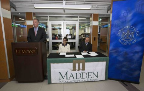 Le Moyne rises in regional U.S. News rankings, but Madden School lags behind