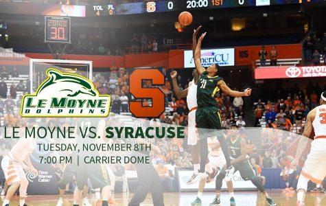 Le Moyne vs. Syracuse Preview