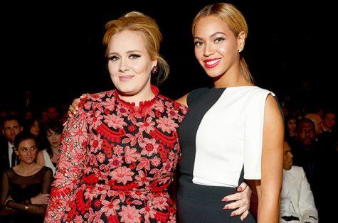 Adele vs. Beyonce