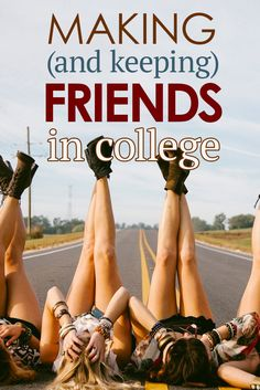 The Authenticity of College Friendships