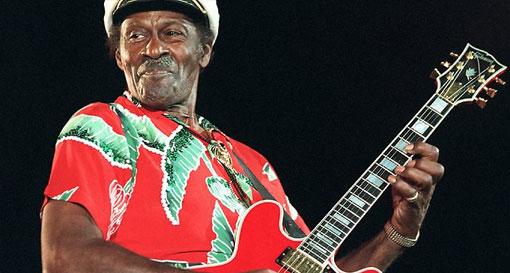 RIP Chuck Berry