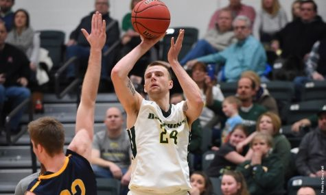 Top-Seeded Men's Basketball Upset by Merrimack in NCAA Tournament First Round