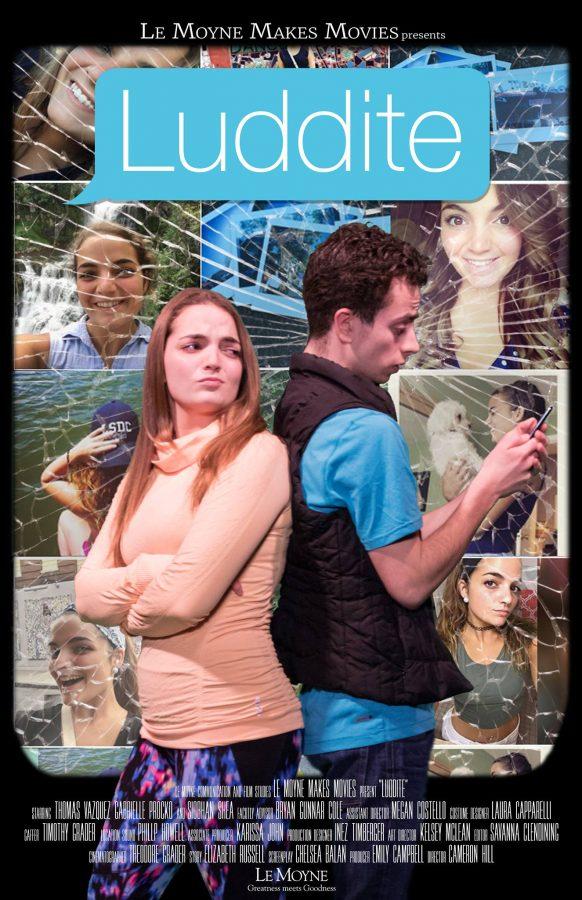 New Student Film Luddite to Premiere April 26