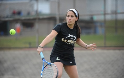 Senior Spotlight – Women's tennis: Caroline Tisdell and Elizabeth Rhode