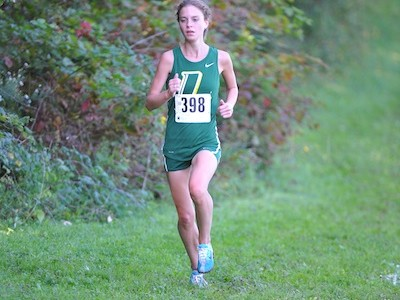 Senior Spotlight Cross-country: Gina Micaroni and Steven Bodnar