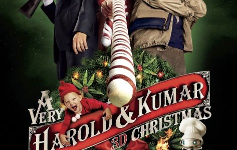 """A Very Harold & Kumar 3D Christmas"" flawed, but still funny"