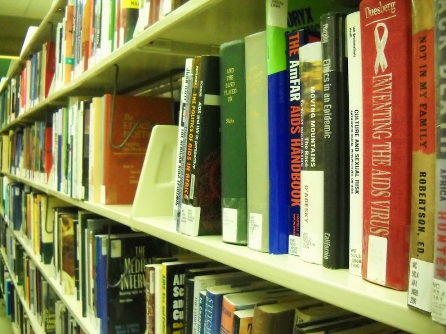 Between the Bookstacks