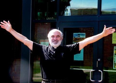 Meet Le Moyne's newest Jesuit: Father Bucki
