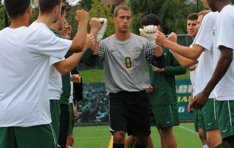 Men's soccer dominates St. Michael's with shutout performance