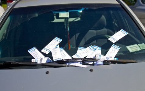 Get the spot, avoid the ticket when parking on campus