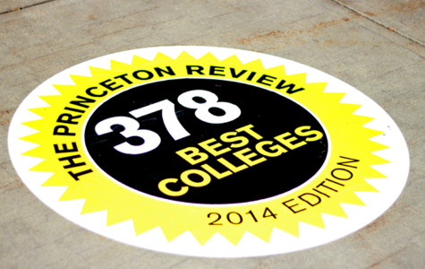 Pestello pleased and proud of Princeton Review