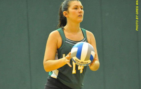 Volleyball drops two straight, rebounds against Bloomfield