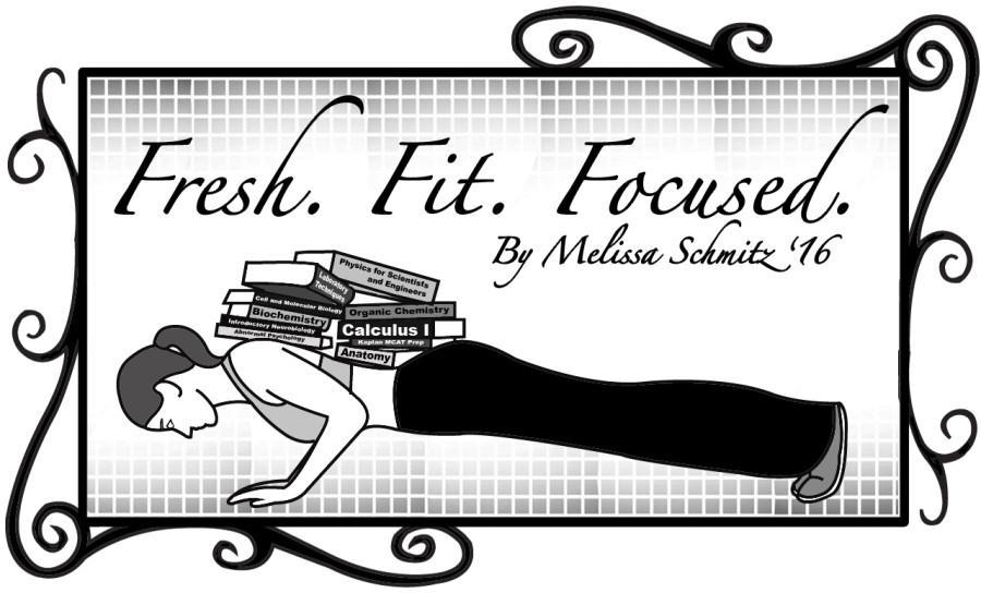 Fresh. Fit. Focused.: Getting that dreaded homework done