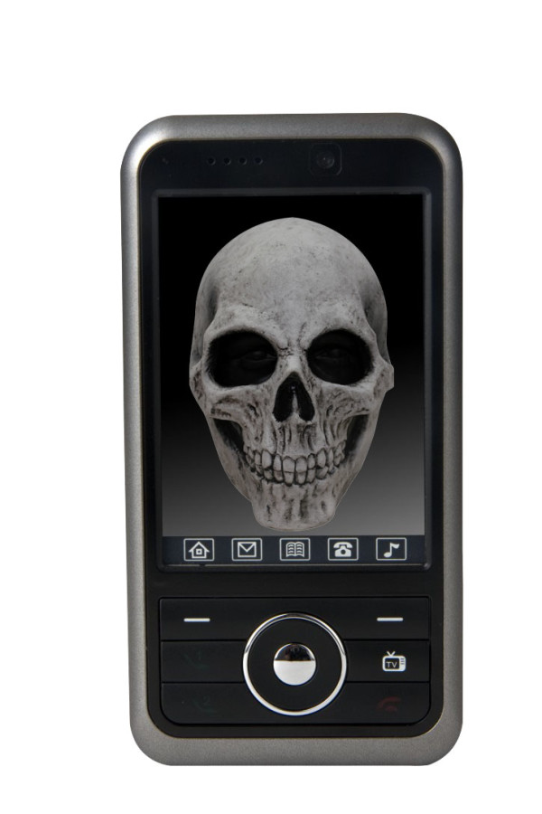 """""""Dead Man's Cell Phone,""""  a new play for a new year"""