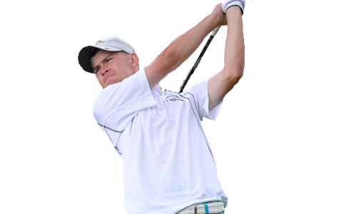Men's golf dominates Northeast-10 conference in record fashion