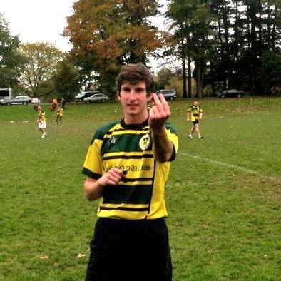 Club athlete of the week : John Dunn
