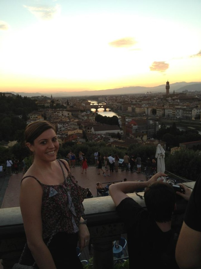 Globalizing the heights, a push for more study abroad students
