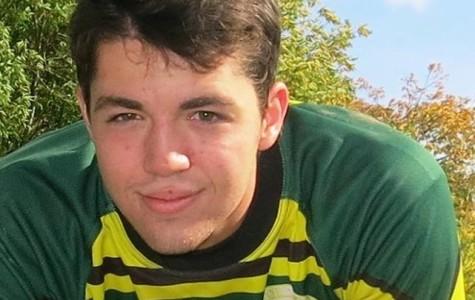 Student of the Week: Thomas Barrett