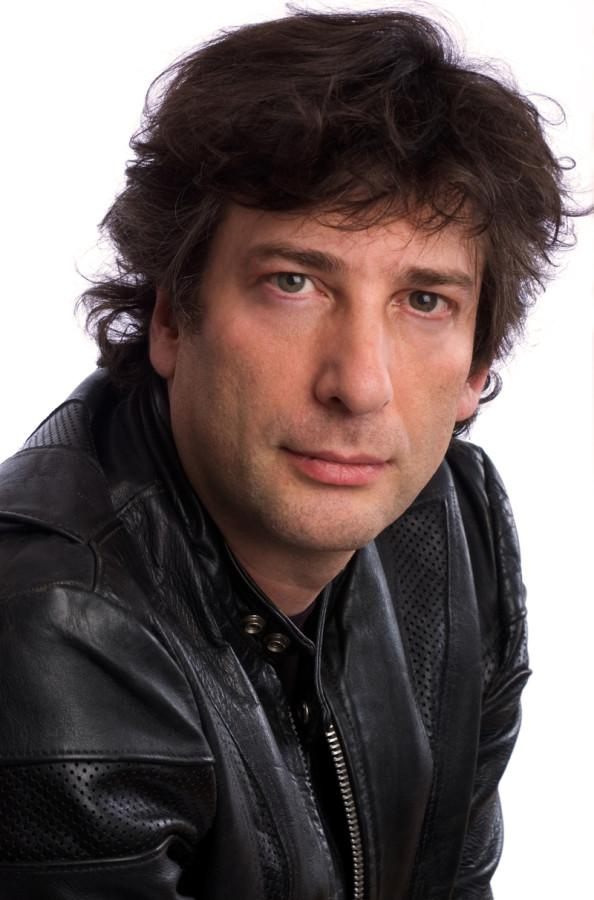 Neil Gaiman is coming...and you should be there!