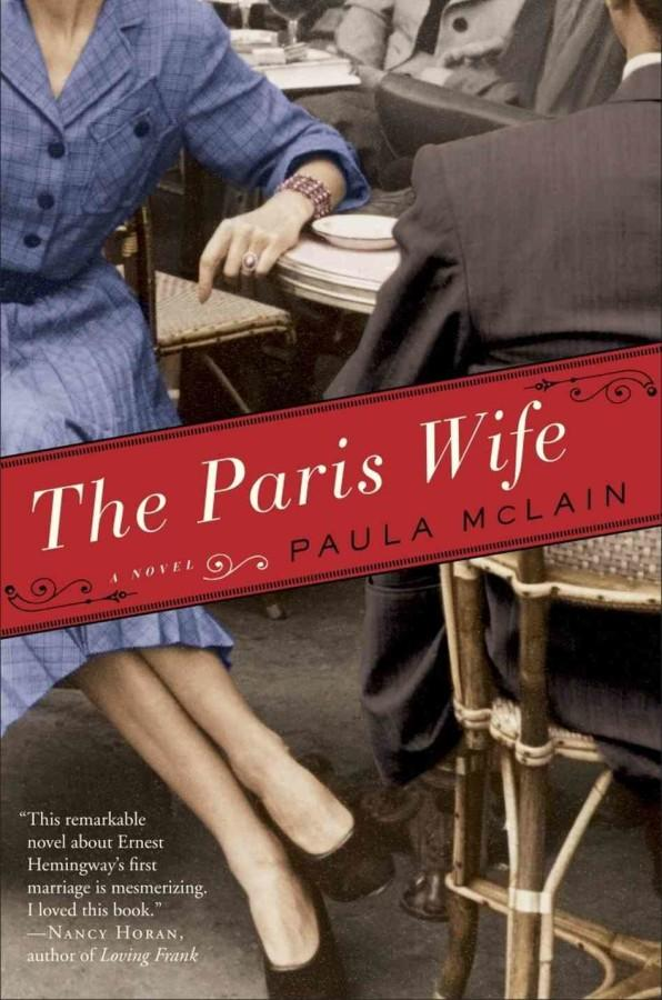 New York Times Bestseller The Paris Wife earns its award names