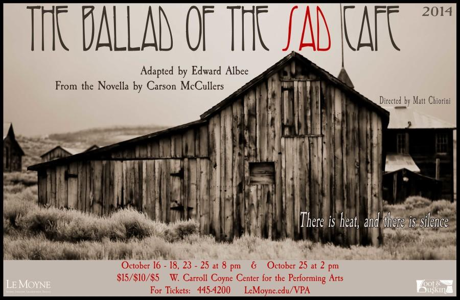 """""""Ballad of the Sad Cafe"""" puts Southern Gothic on stage"""