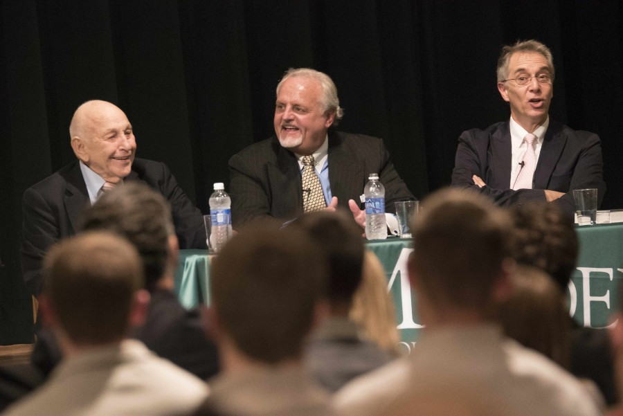 Le Moyne Welcomes Esteemed Speakers for Economic Panel