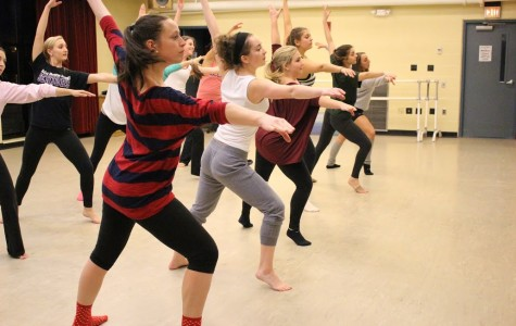 Le Moyne Student Dance Company is 'Raising the Barre'