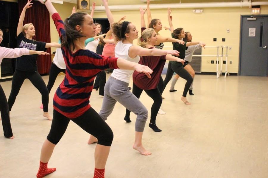 Le+Moyne+Student+Dance+Company+is+%E2%80%98Raising+the+Barre%E2%80%99