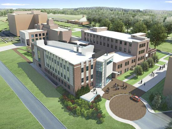 Le Moyne's Campus Master Plan