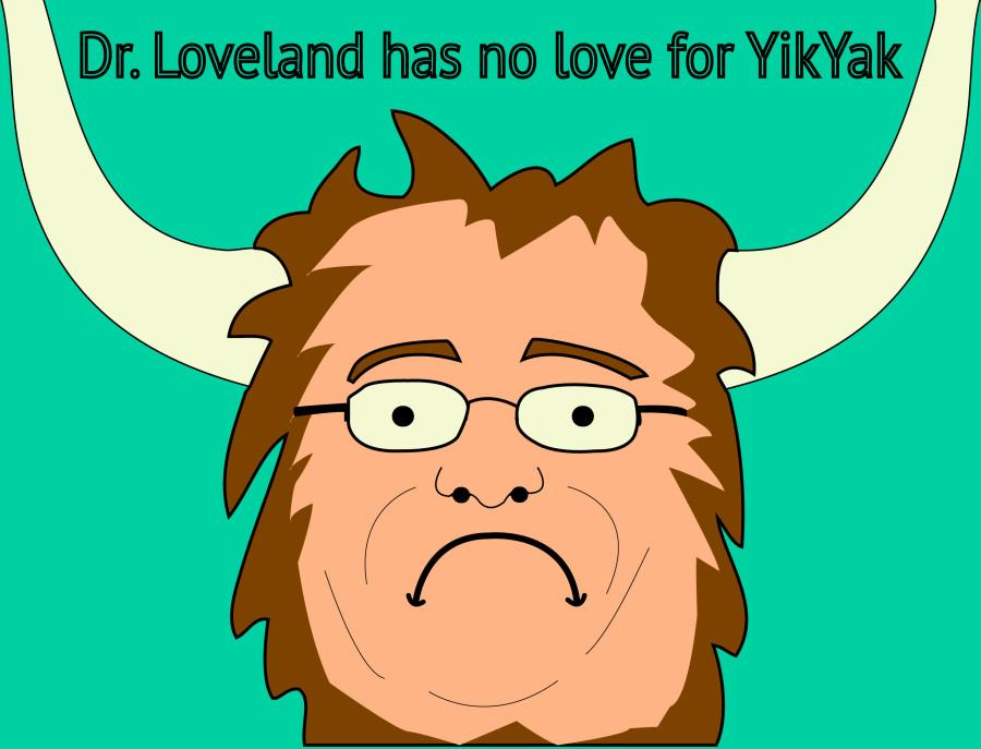 What's wrong with Le Moyne and Yik Yak?
