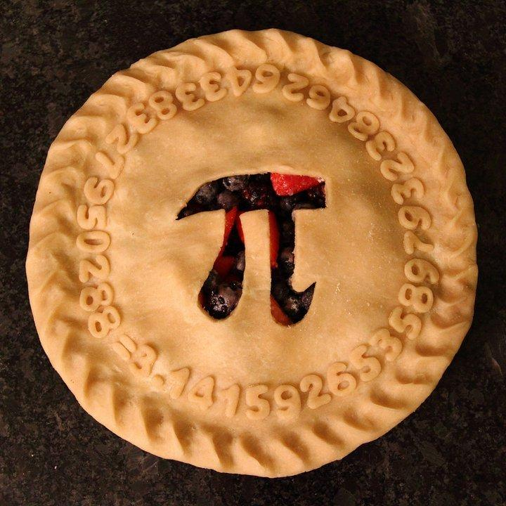 A Restaurant Review by Someone who Digs Food: Pi Day and Pie Day