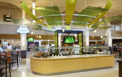 LaCasse Dining Center Welcomes Change
