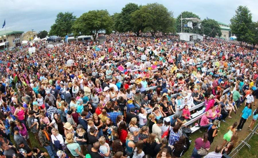 Attendance at Chevy Court Hits All Time High