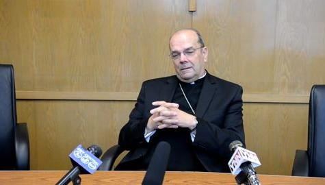 Le Moyne reacts to Syracuse bishop testifying victims to blame in priest sex-abuse cases