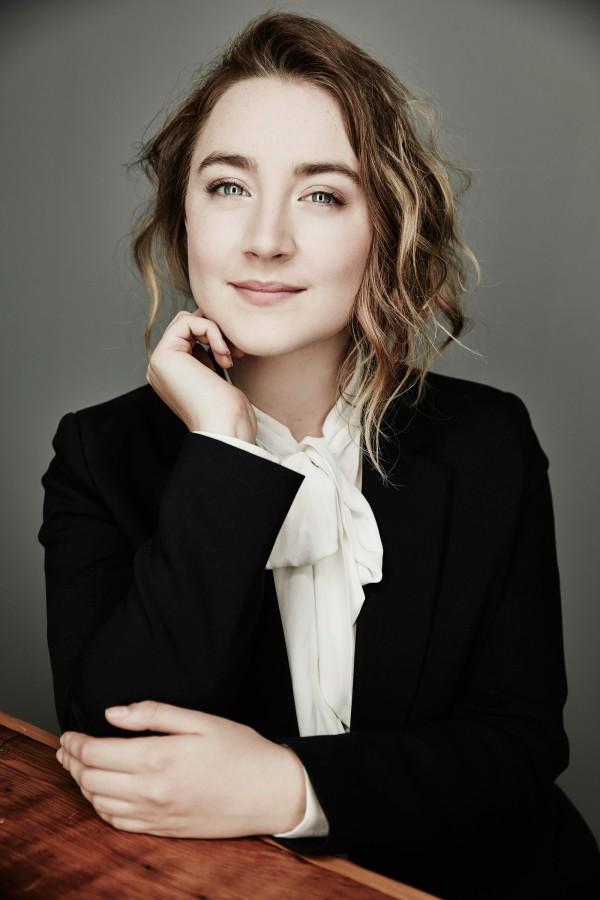 Saoirse Ronan Talks Moving On, Growing Up & Brooklyn