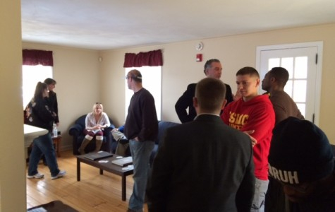 Veterans' Day at Le Moyne: Student Veterans Discuss their Experience
