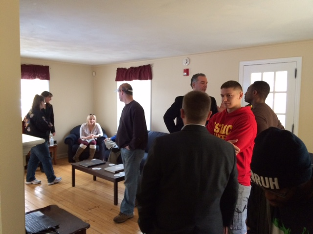 Veterans%E2%80%99+Day+at+Le+Moyne%3A+Student+Veterans+Discuss+their+Experience