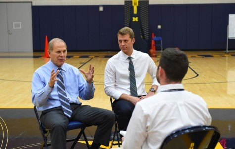 Sit-down Interview with John and Patrick Beilein