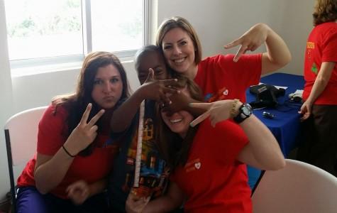 Nursing Students travel to Belize