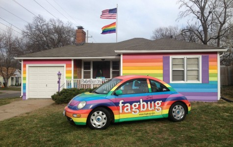 Fagbug: How a vandalized car started a movement